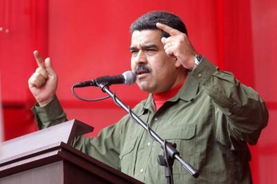 """Maduro dice que su Gobierno dialogará con """"terroristas"""" en enero"""