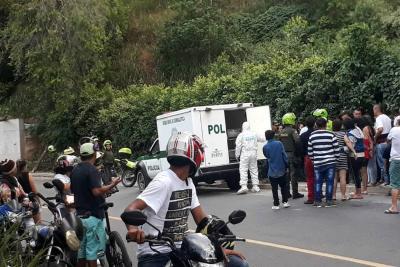Dos homicidios se registraron en Bucaramanga durante la celebración de Año Nuevo
