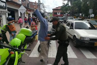 Cero muertos en accidentes de tránsito en Bucaramanga durante Fin de Año
