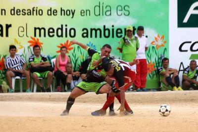 Fedec 20 años y Deportivos Nejer, los primeros de la Copa de Campeones