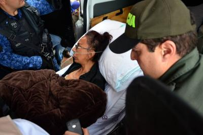"""La empresaria del chance, Enilce López, alias la """"Gata"""", fue enviada a casa por cárcel"""