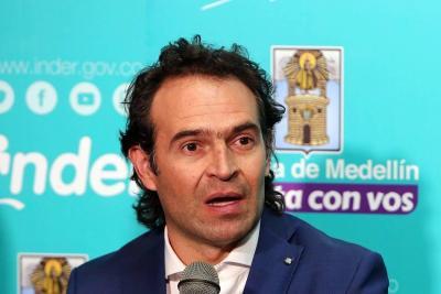 Frustran presunto plan para asesinar al alcalde de Medellín