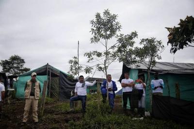 Gobierno autorizó nueva zona veredal para excombatientes de las Farc