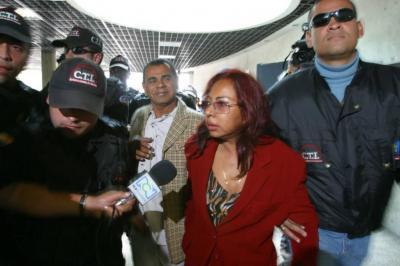 Medicina Legal asegura que 'La Gata' no puede estar en casa por cárcel