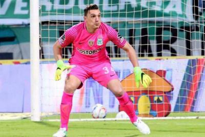 Atlético Nacional confirmó la salida del portero Franco Armani