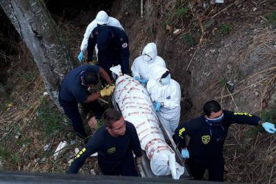 Identificado cuerpo en descomposición hallado en cañada de Bucaramanga