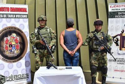 Capturado alias 'Jorge', presunto integrante de 'los Pelusos'