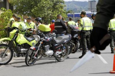 En la mayoría de los hurtos de motos hay descuido: Policía de Bucaramanga