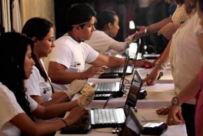 Registraduría cierra proceso de inscripción de cédula para las elecciones legislativas