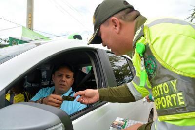 Nueve personas fallecidas en accidentes de tránsito este puente festivo en Colombia