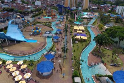 Acualago fue visitado por más de 300 mil personas