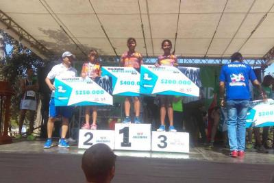Atletismo santandereano inició con buenos resultados la temporada 2018