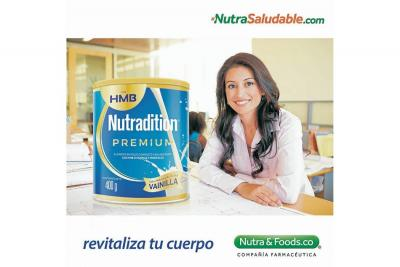 Nutra y Foods, productos farmacéuticos y nutracéuticos