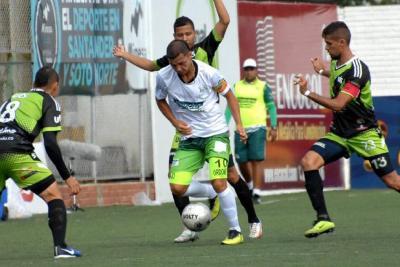 Semifinales de lujo en la cancha Marte de Bucaramanga