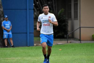 Colombiano Roger Martínez es nuevo jugador del Villarreal