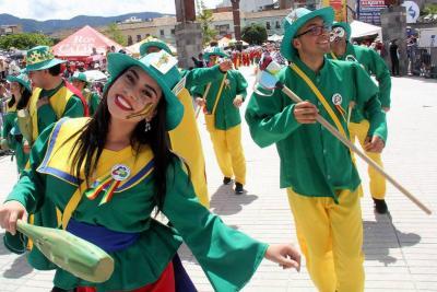 Colombia es el segundo país más feliz del mundo