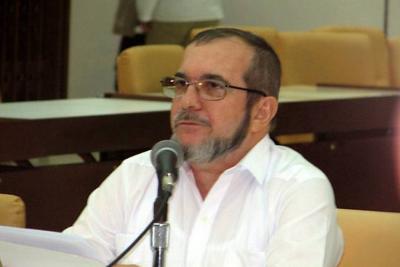 'Timochenko' arremete contra Álvaro Uribe y Rodrigo Lara