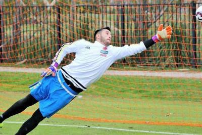 Camilo Vargas llegó al Deportivo Cali tras dejar al Nacional