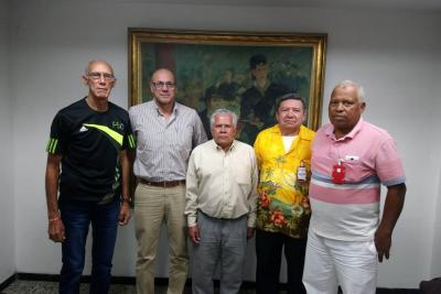 A revivir el béisbol en Bucaramanga