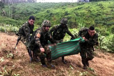 Combate entre Ejército y Clan del Golfo en Córdoba deja cuatro muertos