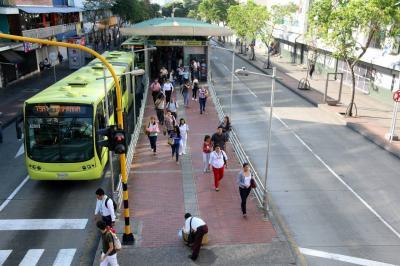 Operación de Metrolínea se normaliza el 22 de enero en Bucaramanga