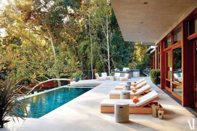 Ricky Martin y su novio abren las  puertas de su fabulosa mansión