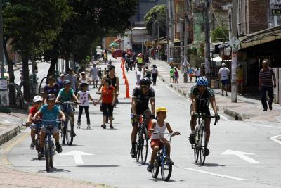 Bucaramanga estará sin ciclovía hasta febrero