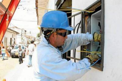 Desconexión de energía eléctrica por 11 horas