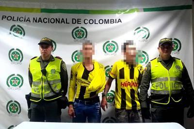 Capturan a cuatro personas por hurto en Barrancabermeja