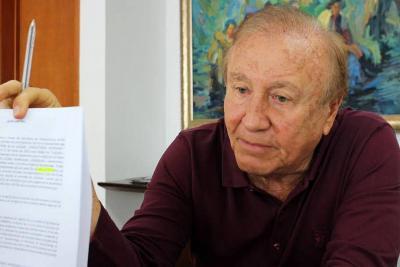 'Soy Alcalde de Bucaramanga para ejecutar, no para que me quieran': Rodolfo Hernández