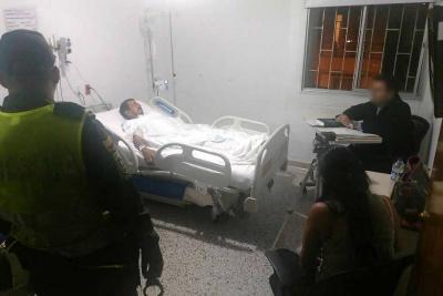 Juez envía a la cárcel a presunto homicida de docente en Santander
