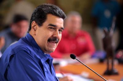 """Maduro solicitó al Gobierno colombiano y al Eln """"que superen sus diferencias"""""""