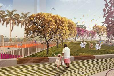 Bucaramanga estrenará cuatro parques entre enero y marzo