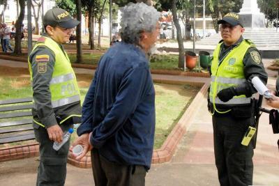 Van 5.418 sancionados por violar el Código de Policía en Bucaramanga