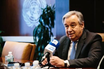 ONU hace llamado a un nuevo cese del fuego entre Gobierno y Eln