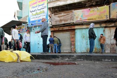 Atentado causó una matanza en Bagdad, se reportan 36 muertos y 91 heridos