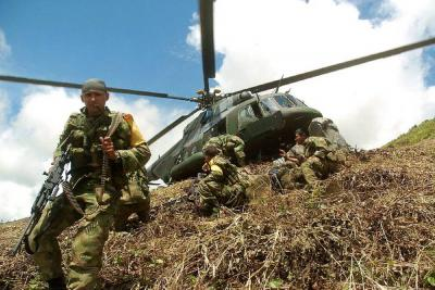 Ejército en Santander se mantiene en alerta por arremetida del Eln