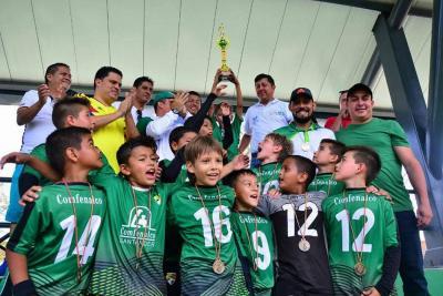 Buenos resultados dejó la Copa Infantil