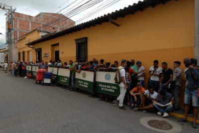 Exigen a la Alcaldía de Bucaramanga plan de atención a venezolanos