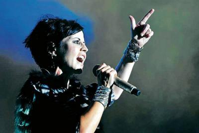 Otro ilustre nombre para las prematuras muertes en la música Dolores  O'Riordan