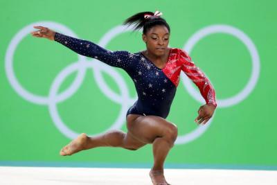Simone Biles, otra gimnasta víctima de abuso sexual por parte del exmédico Nassar