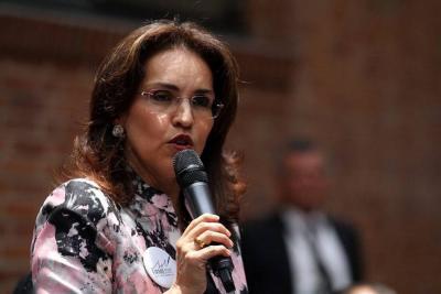 Viviane Morales aspirará a la Presidencia por 'Somos'