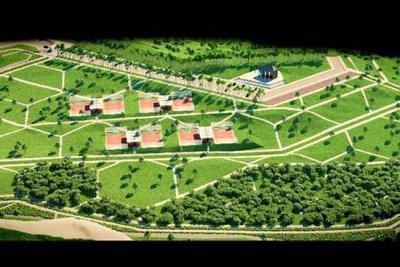 Así será el parque que se construirá en El Carrasco