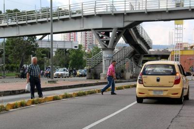 No se han registrado muertes en accidentes de tránsito este año en Bucaramanga