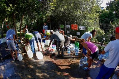 Ciudad del Cabo, Sudáfrica: primera urbe del mundo en quedarse sin agua potable