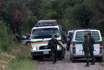 Seis heridos en un atentado en Mesetas, Meta