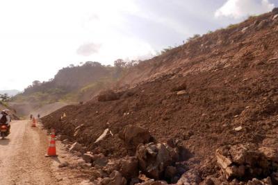 Este jueves comenzará la pavimentación de la vía Bucaramanga- Barrancabermeja