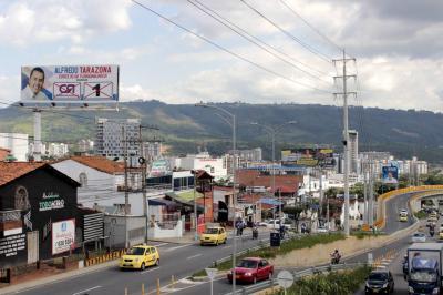 Alcaldía expidió decreto para regular la publicidad política