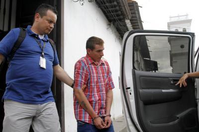 Envían a la cárcel a señalado de descuartizar a un joven en Girón