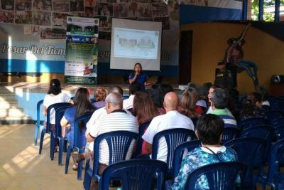 Exitoso programa del PVD y Policía de Turismo está de regreso en los colegios